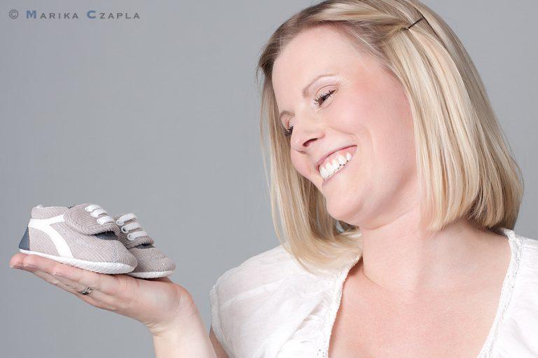 Anika Schuhe Hand